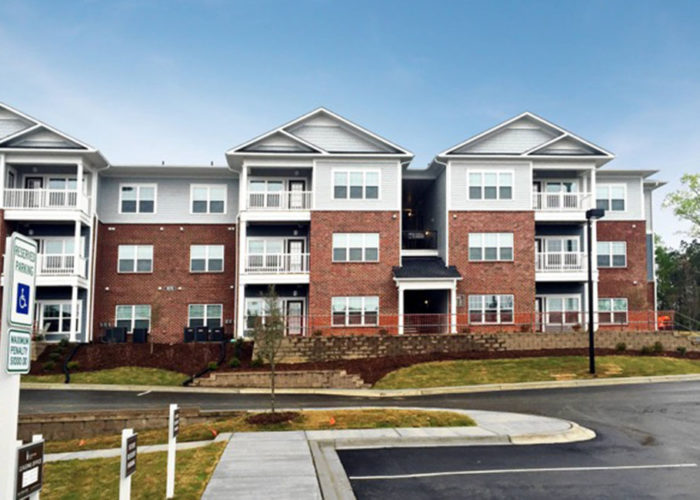 Waterford Affordable Housing Development