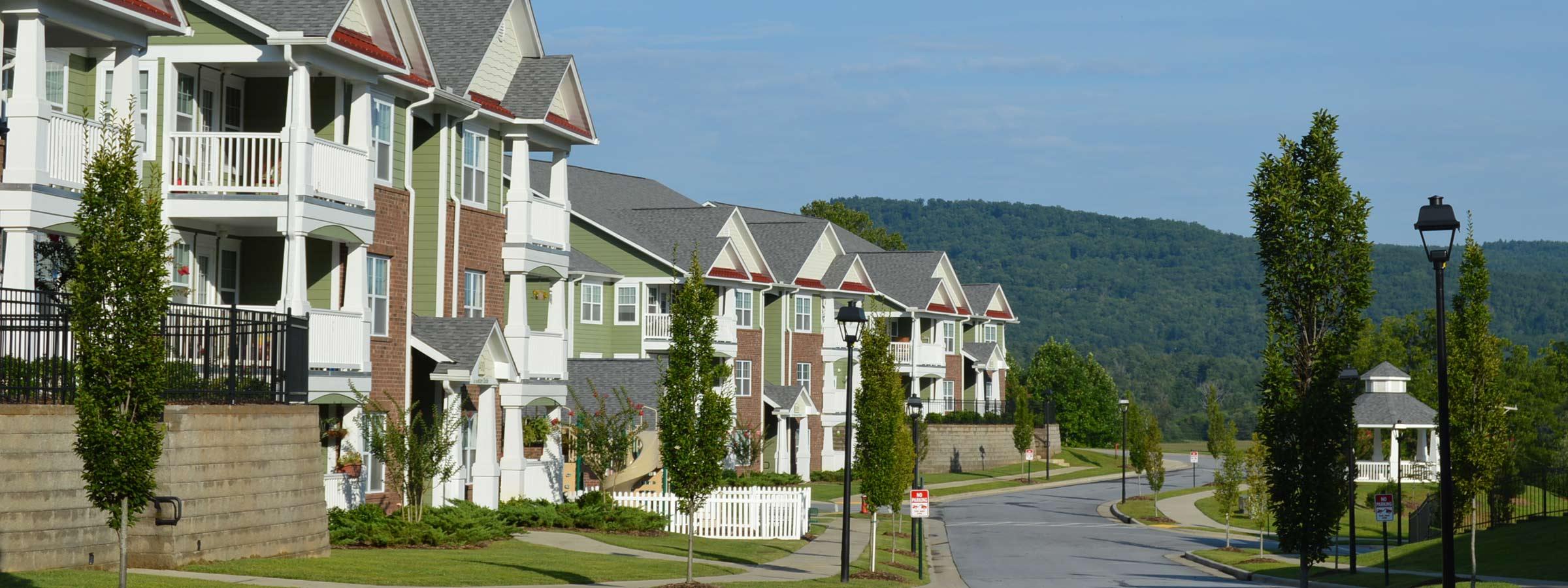 Flatiron Partners Affordable Housing Development Broad River Terrace