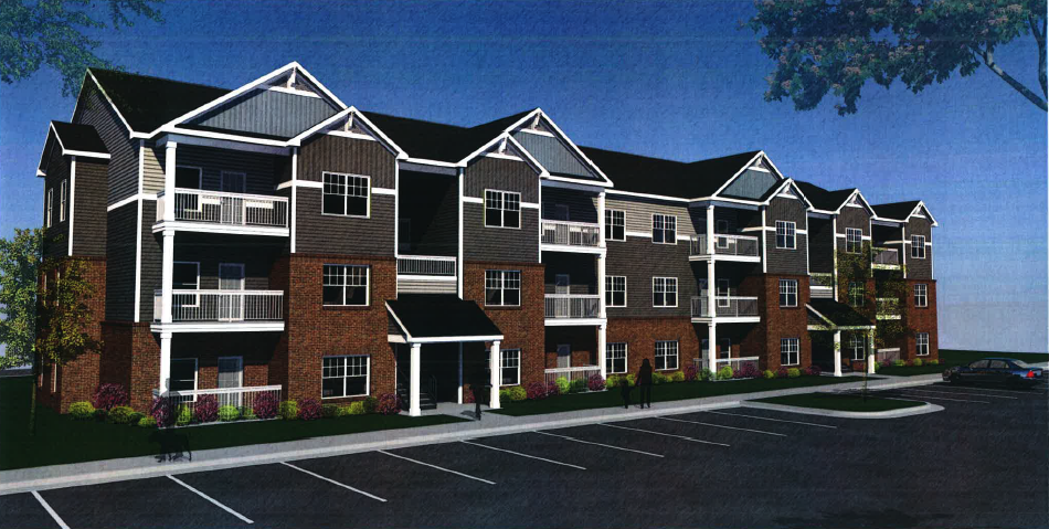Woodford Trace Rendering